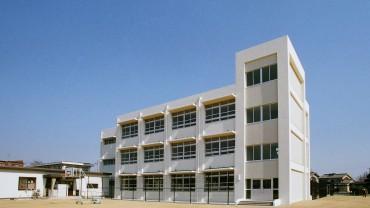 2011.03 姫路市立高浜小学校(校舎増築)