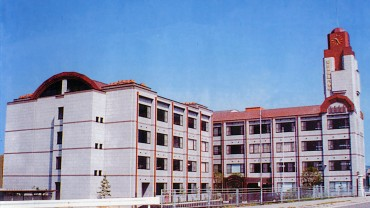 1996.08 学校法人誠和学院姫路建設専門学校(二期工事)