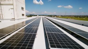 2010.10 天満東小学校(太陽光発電設備)