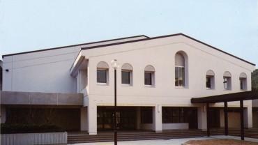 1988.02 県立福崎高等学校屋内体育館