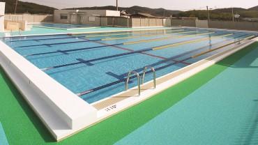 2010.03 姫路市太市小学校水泳プール(改築)
