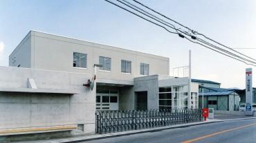 1991 近畿郵政局市川郵便局庁舎