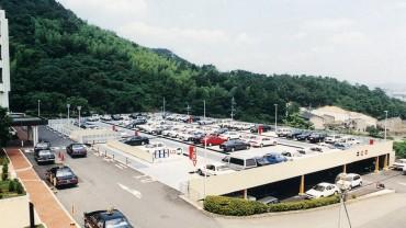 1993.03 高齢者脳医療研究センター・立体駐車場