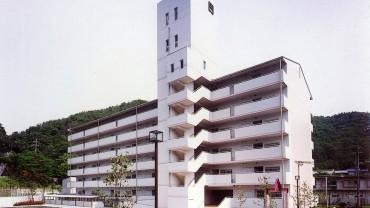 1996.06 県営姫路六角高層住宅