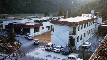 1984 社会福祉法人楽久園会養護老人ホーム楽久園